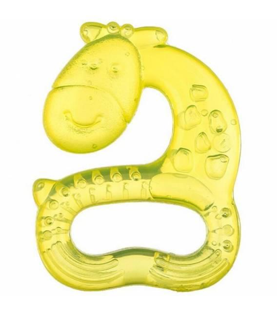 Akuku kramtukas nuo 3 mėn. - Geltona žirafa, A0358
