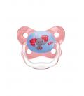 Dr. Brown's čiulptukas PreVent Butterfly 6-12 mėn., rožinis