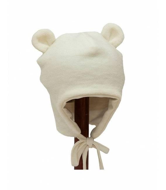 LORITA Kepurė, merino vilna frotė, 40, 44 cm.