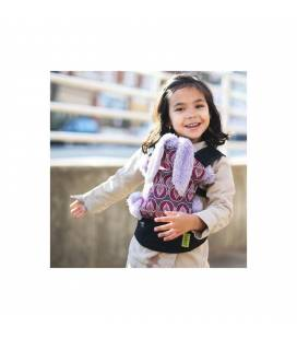 Žaisliukų nešioklė BOBA MINI DOLL CARRIER, Lila