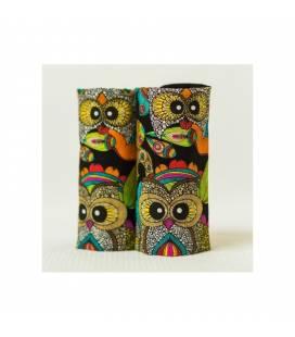 Isara seilinukai TEETHING PADS, Funky Owls