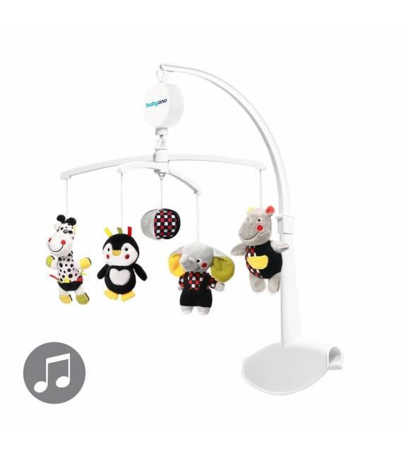 BabyOno muzikinė karuselė DREAM TEAM, C-MORE