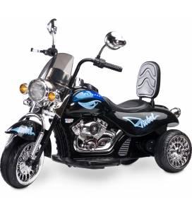 Elektroninis motociklas Toyz Rebel, Black