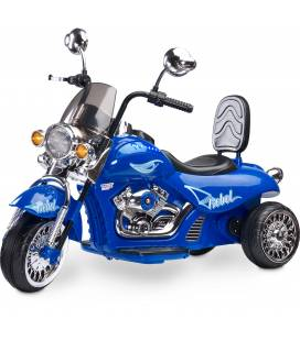 Elektroninis motociklas Toyz Rebel, Blue