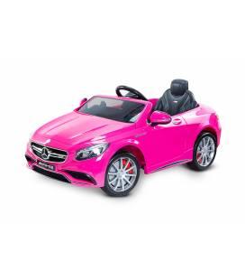 Elektromobilis Toyz Mercedes AMG S63, Pink