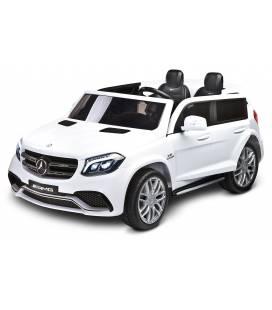 Elektromobilis Toyz Mercedes GLS63, White