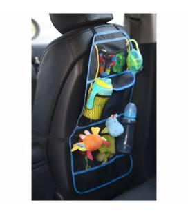 Automobilio sėdynės krepšys – apsauga