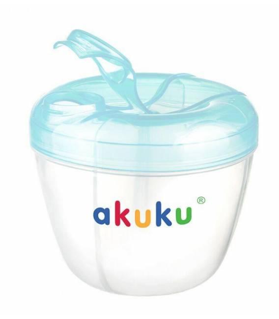 Akuku indelis-dozatorius pieno mišiniui ir sausoms košėms, A0361-BLUE