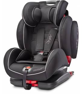 Automobilinė kėdutė Caretero Angelo Fix 9-36 kg., black