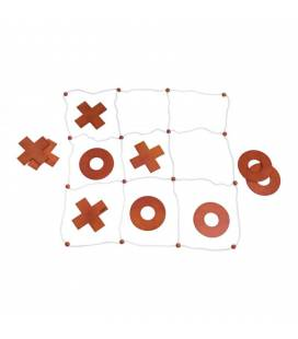 Sodo žaidimas - kryžiukai ir nuliukai