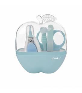 Akuku kūdikių priežiūros rinkinys obuolio dėžutėje, A0043