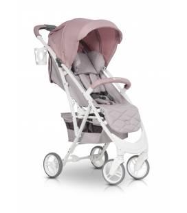 Vežimėlis Euro-Cart Volt Pro, Powder pink