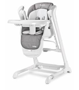 Maitinimo kėdutė, supynės Caretero Indigo, Grey