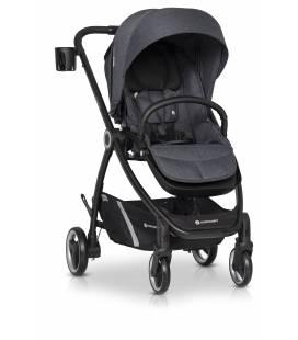 Vaikiškas vežimėlis Euro-cart Crox, Coal