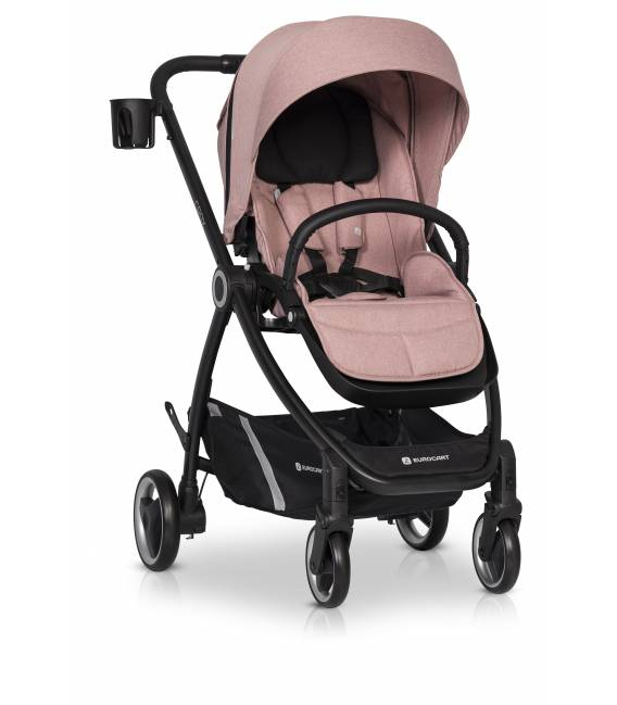 Vaikiškas vežimėlis Euro-cart Crox, Rose