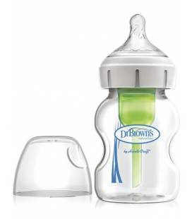 DR.BROWN'S buteliukas OPTIONS+ plačiu kakleliu, 150ml