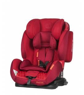 Automobilinė kėdutė Coletto Vivaro isofix 9-36 kg. Red