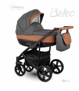 Universalus 3in1 vežimėlis Camarelo Baleo, BA-1