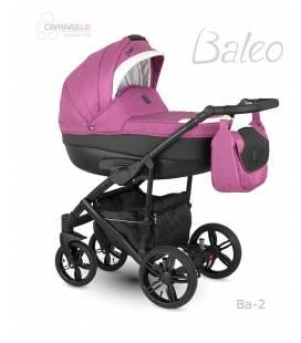 Universalus 3in1 vežimėlis Camarelo Baleo, BA-2
