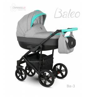 Universalus 3in1 vežimėlis Camarelo Baleo, BA-3