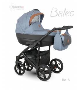 Universalus 3in1 vežimėlis Camarelo Baleo, BA-6