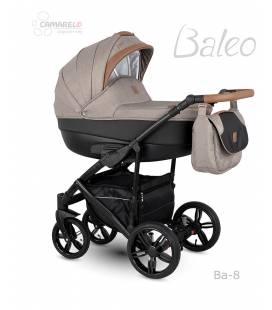 Universalus 3in1 vežimėlis Camarelo Baleo, BA-8