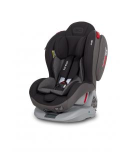 Automobilinė kėdutė Easy Go Tinto isofix 0-25 kg. Carbon