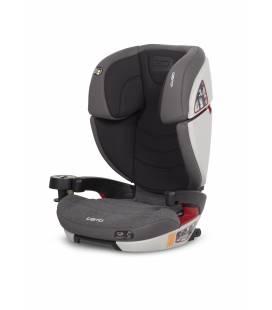 Automobilinė kėdutė Easy Go Camo isofix 15-36 kg. Carbon