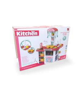 "Virtuvėlė ""Home Kitchen"", Rožinė"