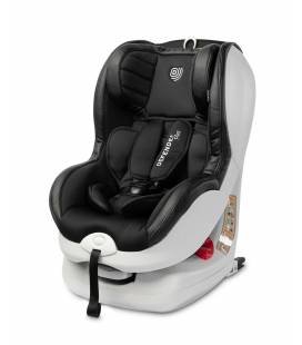 Automobilinė kėdutė Caretero Defender Plus isofix 0-18 kg., Black