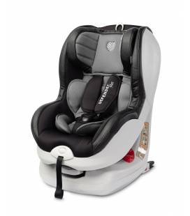 Automobilinė kėdutė Caretero Defender Plus isofix 0-18 kg., Grey