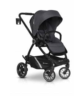 Vaikiškas vežimėlis Euro-cart Crox Pro, Coal