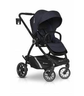 Vaikiškas vežimėlis Euro-cart Crox, Pro Cosmic blue