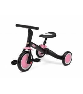 Balansinis dviratukas/triratukas Toyz Fox, Pink