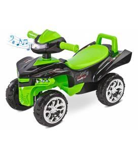 Paspiriama mašinėlė Toyz Mini Raptor, Green