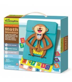 """Lavinamasis rinkinys """"Math Monkey"""", 00-04674"""