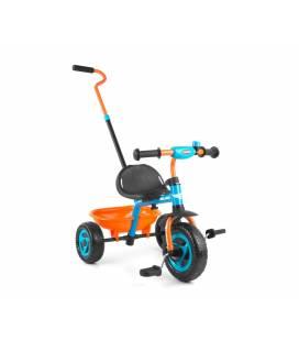 Triratukas Milly Mally Turbo, Orange-Turquise