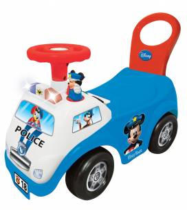 Paspiriama mašinėlė Kiddieland Mickey Police