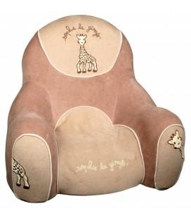 """Vaikiškas fotelis Renolux S""""Teddy Sophie la Girafe"""