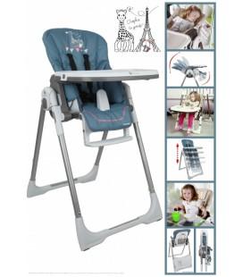 Maitinimo kėdutė - gultukas Renolux Vision Sophie la Girafe Paris