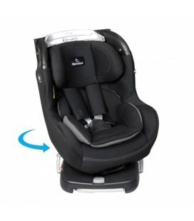 Autokėdutė Renolux Koriolis Total Black (500555)