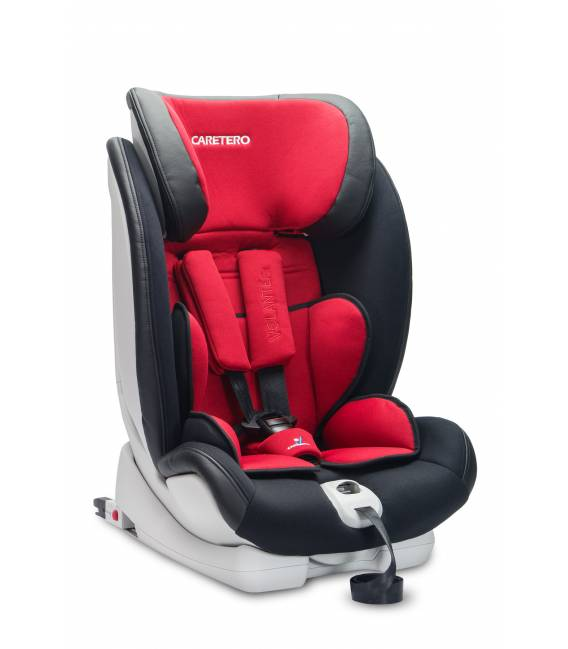 Automobilinė kėdutė Caretero Volante fix 9-36 kg., Red