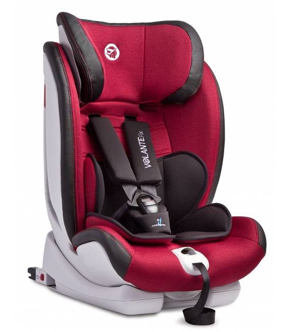 Automobilinė dėdutė Caretero Volante Fix Limited 9-36 kg., Burgundy