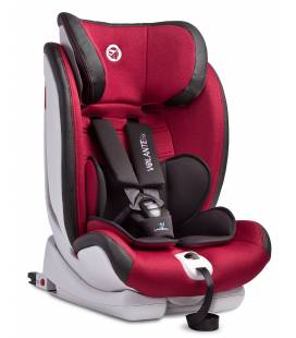 Automobilinė kėdutė Caretero Volante Fix Limited 9-36 kg., Burgundy