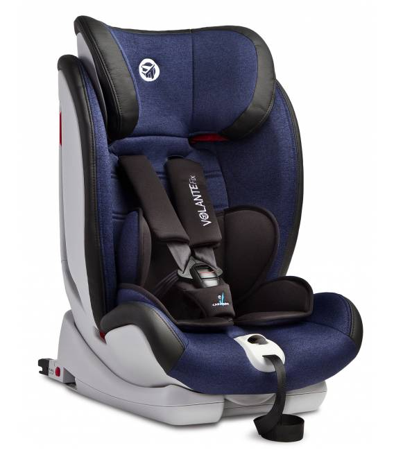Automobilinė dėdutė Caretero Volante Fix Limited 9-36 kg., Navy