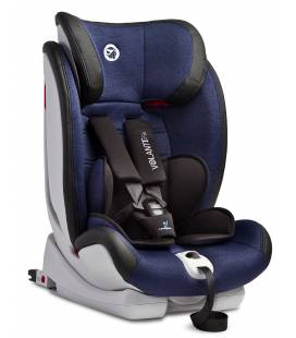 Automobilinė kėdutė Caretero Volante Fix Limited 9-36 kg., Navy