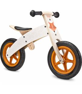 Balansinis dviratukas Toyz Woody, Beige