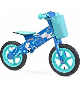 Balansinis dviratukas Toyz Zap, Blue