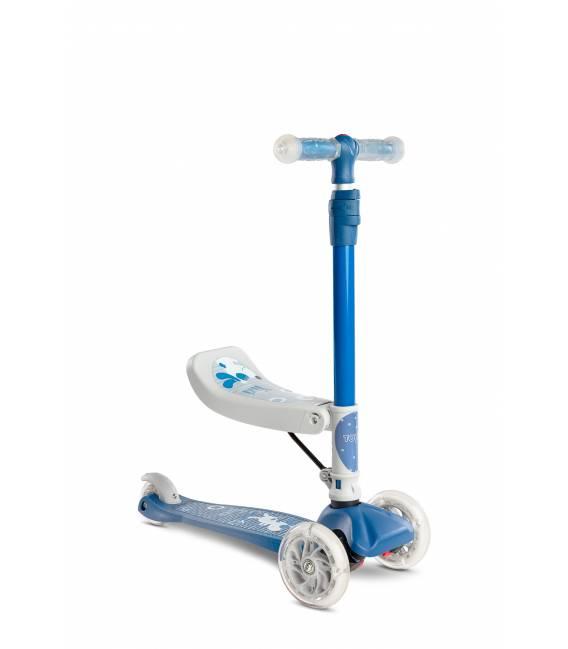 Paspirtukas su sėdyne Toyz Tixi, Blue