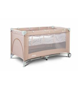 Maniežas Caretero Basic Plus, Beige